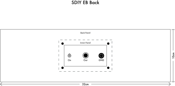 SDIYE Back Panel