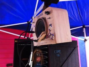 speaker spring