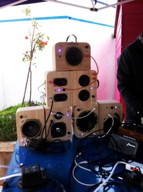 Speaker tower 2
